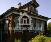 Продаю половину дома (20 м2) (бревно) на участке 14 сот. в деревне Федорково, 23 км до города Гороховца, возможна прописка.